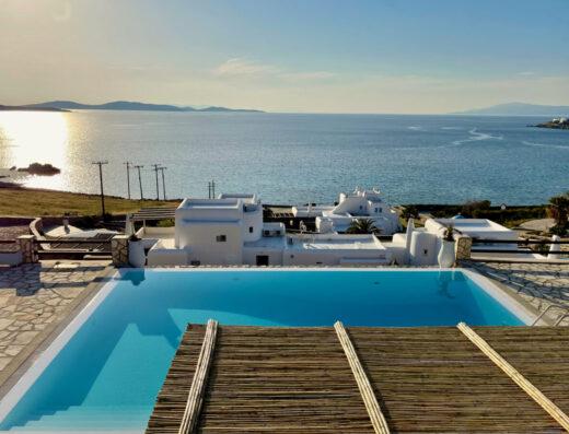 Villa Malou Mykonos Sunset 3967